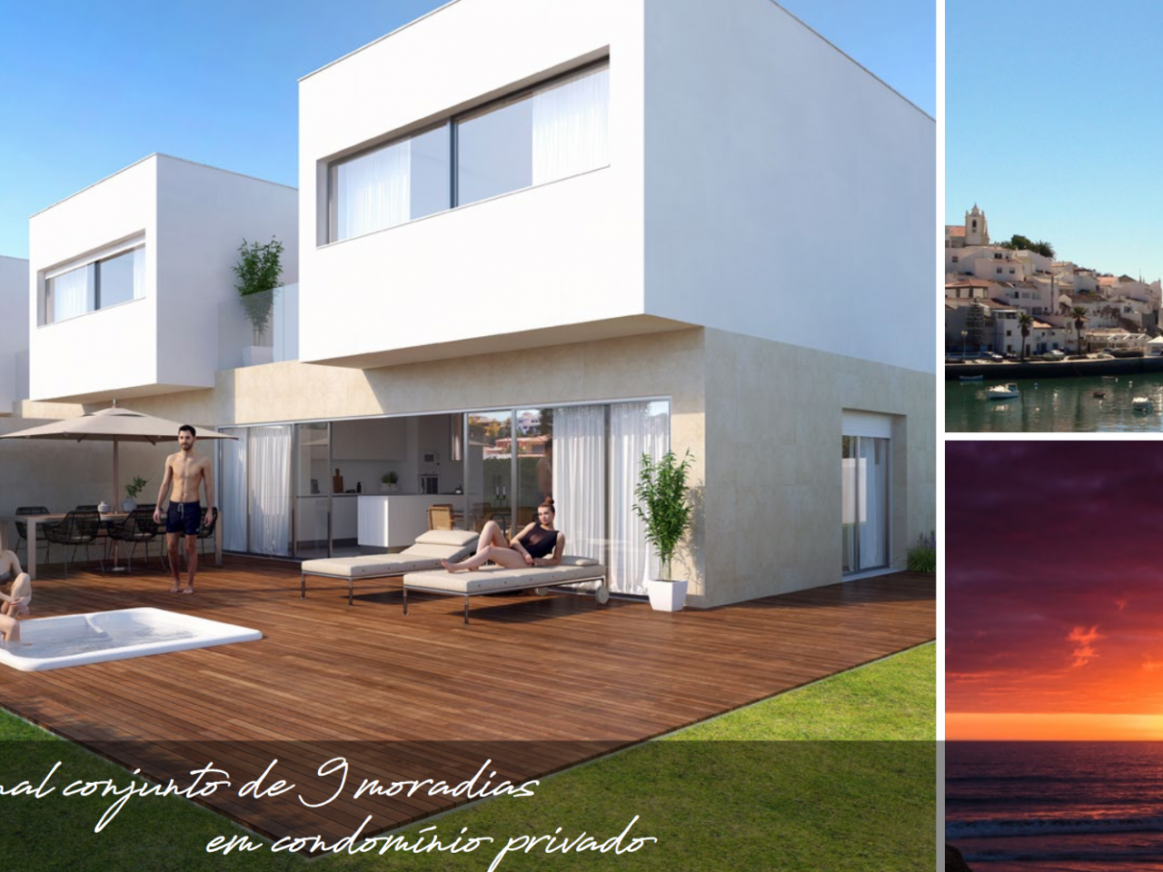 3 bedroom Villa - Ferragudo